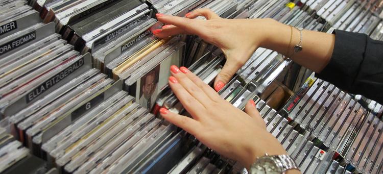 magasin O'CD cd, dvd, vinyles, blu-ray, jeux vidéo