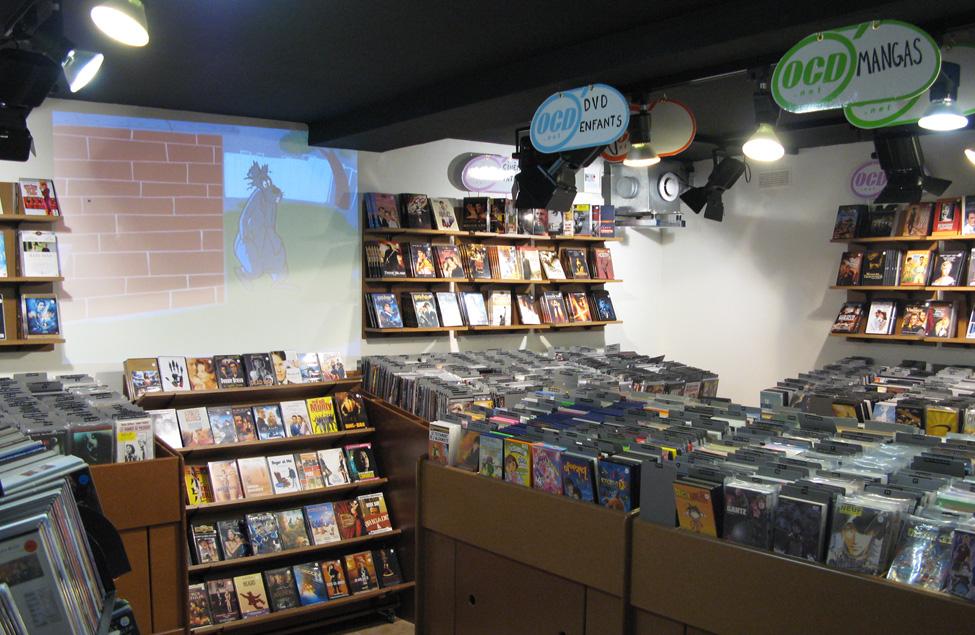 magasin ocd montpellier cd dvd vinyles blu ray jeux vid o. Black Bedroom Furniture Sets. Home Design Ideas