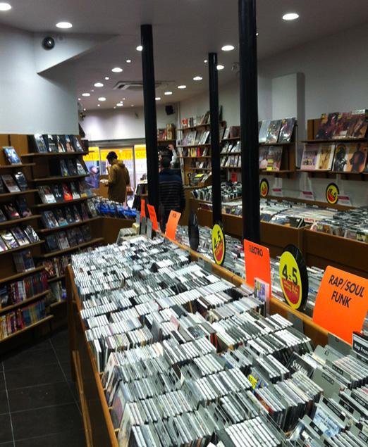 magasin ocd nantes cd dvd vinyles blu ray jeux vid o. Black Bedroom Furniture Sets. Home Design Ideas
