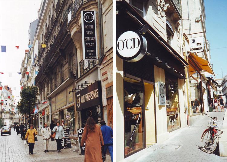 Les magasins O'CD vintage