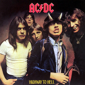 CD ACDC - Highway to Hell
