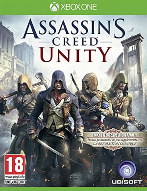 XBOX One Assassin's Creed Unity