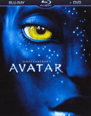 Blu-Ray Avatar