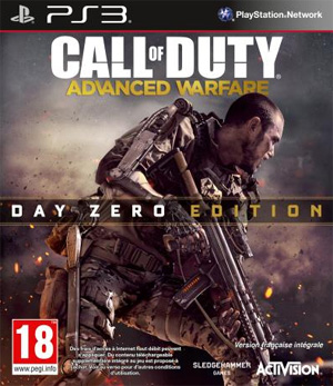PS3 Call Of Duty Advance Warfare