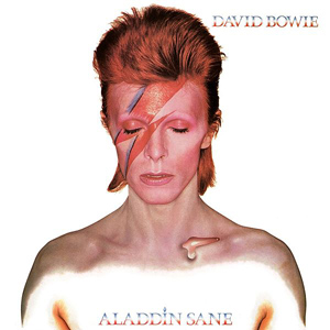 CD David Bowie - Alladin Sane