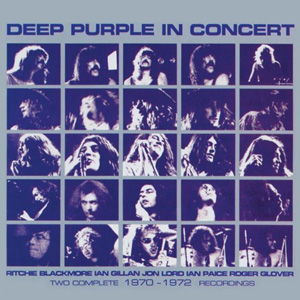 CD Deep Purple - Deep Purple 1970-72