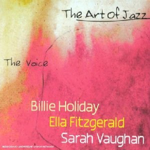 CD Ella Fitzgerald - The Voice
