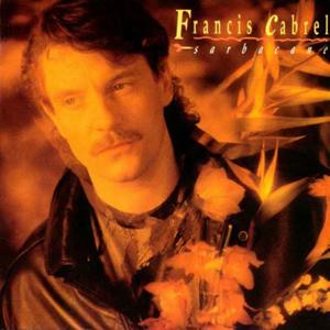 CD Francis Cabrel - Sarbacane