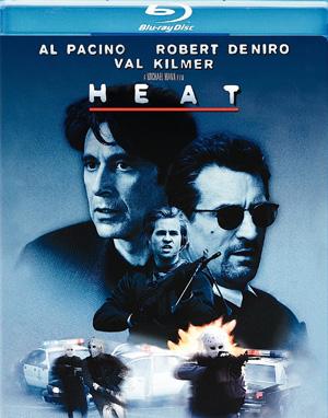Blu-Ray Heat