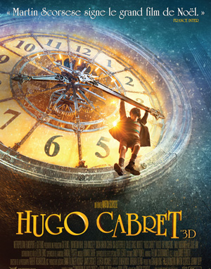 Blu-Ray Hugo Cabret