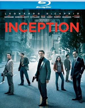 Blu-Ray Inception