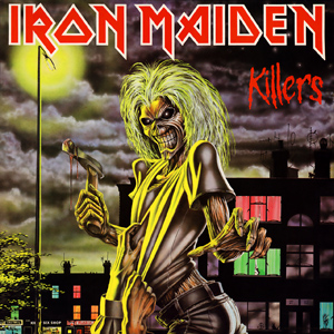 CD Iron Maiden - Killer
