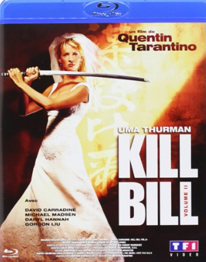 Blu-Ray Kill Bill 2