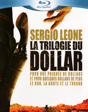 Blu-Ray La trilogie du dollar