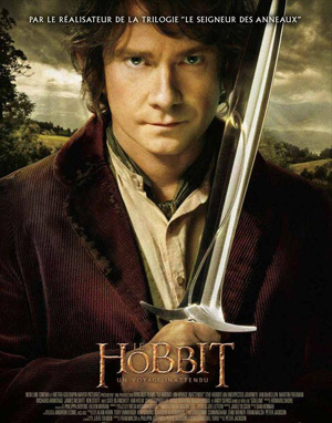 Blu-Ray Le Hobbit