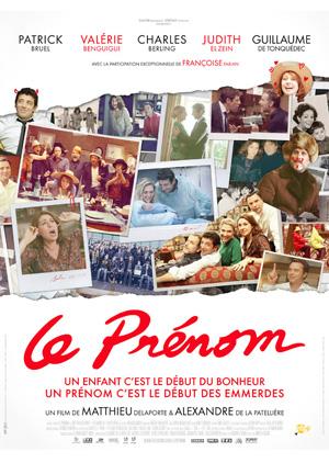 DVD Le prénom