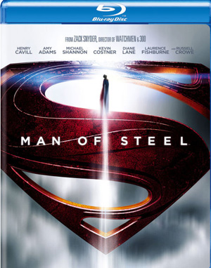 Blu-Ray Man of Steel