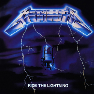 CD Metallica - Ride the lightning