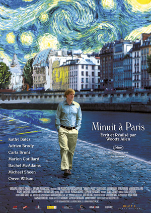 DVD Minuit à Paris