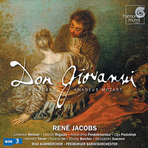CD Mozart - Don Giovanni