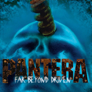 CD Pantera - Far beyond driven