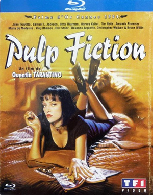 Blu-Ray Pulp Fiction