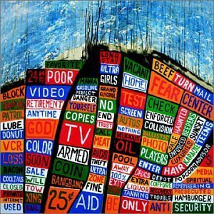 CD Radiohead - Hail to the thief