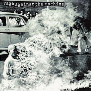 CD Rage Against The Machine