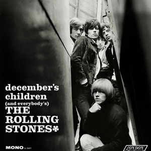 CD Rolling Stones - December's children
