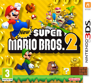3DS Super Mario Bross 2