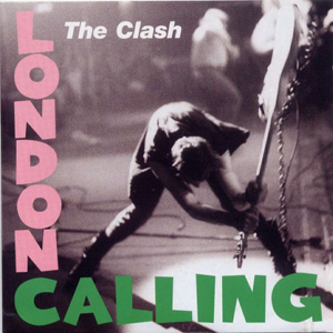 CD The Clash - London Calling