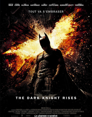 Blu-Ray The Dark Knight Rises