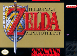 Super Nes The Legend of Zelda