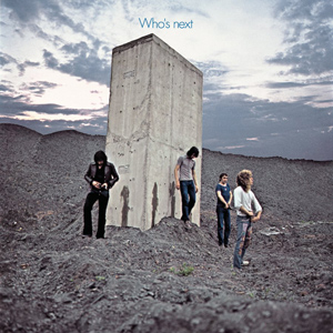 CD The Who - Who's Next