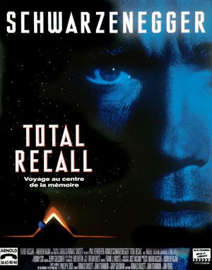 Blu-Ray Total Recall