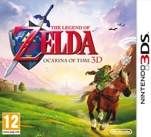 3DS Zelda Ocarina of time