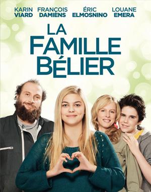 La famille Bélier Blu Ray