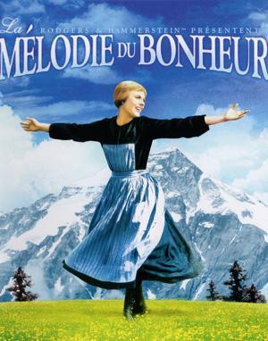 La mélodie du bonheur Blu-Ray