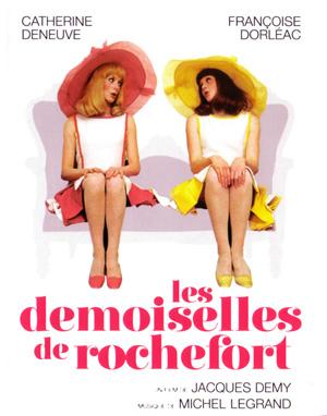 Les demoiselles de Rochefort Blu-Ray
