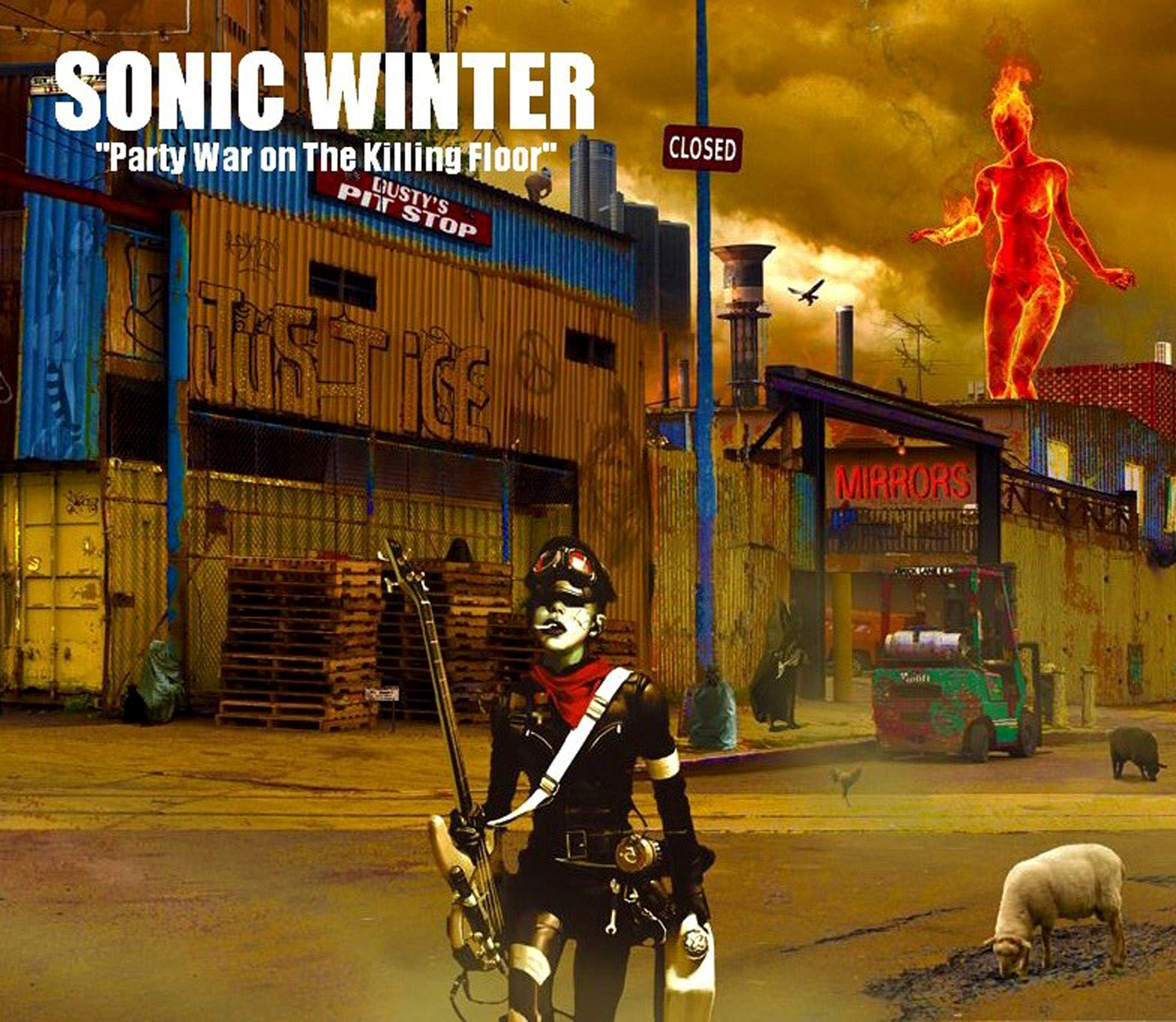 OCD Sonic Winter